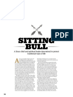 Sitting Bull's Story