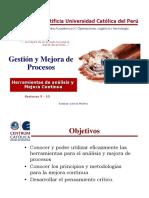 Gestión y Mejora de Procesos (Sesiones 9 y 10)