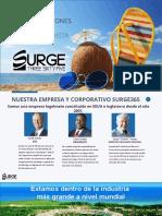 SURGE365 presentacion