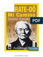 Karate-do_ Mi Camino - Gichin Funakoshi