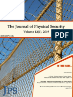 Journal of Physical Security 12(1)