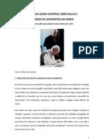Carta do Papa João Paulo II aos sacerdotes 1978