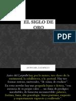 Analisis de El Lazarillo de Tormes