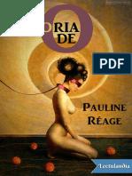 OJO!-Historia de O - Pauline Reage