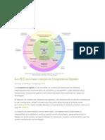 Competencias Digitales Segun El Marco Europeo