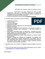 Roteiro para Elaboração do Relatório de Práticas.docx