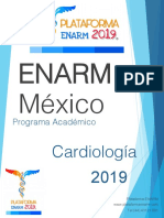 Cardiologia-2019 TEMARIO