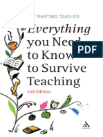 Everything You Need to Know to Survive Teaching, Second edition.pdf