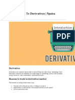5paisa Derivatives