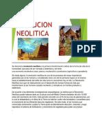 revolocion neolitica