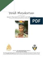 bendi musukutaa - womens wellness program