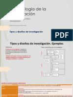 Metodología de La Investigacion. Sesion 3