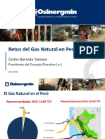 OSINERGMIN - RETOS del gas.pdf