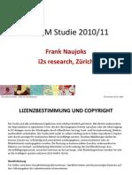 i2s CRM Studie 2010 Präsentationsslides_Sales