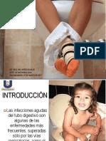 Diarrea, Fisiopatología