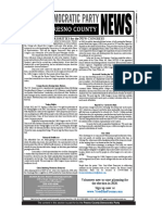 Democratic Party Fresno County News Feb 2019