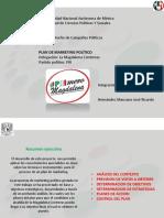 Diseño de Campañas. La Magdalena Contreras.