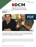 Caso Helicoca_ as Ligações de Aécio Neves Com Zezé Perrella. Por Joaquim de Carvalho