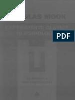 Douglas Mock Experimente Clasice in Psihologie 2009