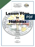 Lesson Plan (QUARTILE).docx