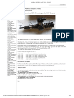 Siemens Pd Piezo Injectors - Passat
