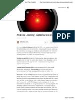 JPM Big Data and AI Strategies | Machine Learning | Deep Learning
