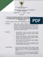 SKKNI Kepmentrans 2009-297 Ahli Pesawat Lift dan Eskalator.pdf