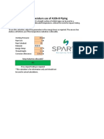 Sparta Excel Sheet