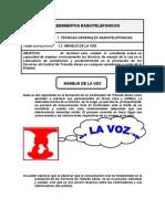 PROCEDIMIENTOS RADIOTELEFONICOS 1
