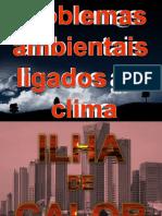 Problemas Ambientais Ligados Ao Clima