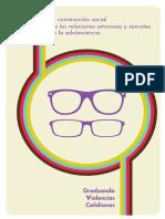 Diputación Provincial de Jaén. ( Ed.) La construcción social de las relaciones amorosas y sexuales en la adolescencia. Graduando violencias cotidianas.PDF