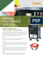 TIMKEN EcoPower Brochure 10586 9-18-2012
