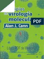 Alan J. Cann - Principios Virologia Molecular