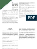 Civpro Jurisdiction III Study
