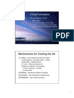 Cloud Formation and Images