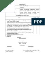Formulir Sh 1