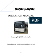 Operation Manual XMQ6127J
