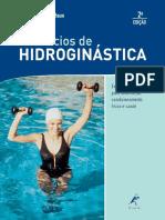 Exercícios de Hidroginástica 2ª Edição