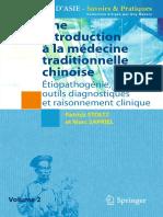Introduction à la médecine chinoise tome 2