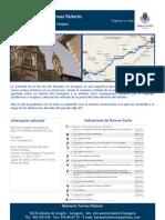 Visitas Turísticas zona Balneario Termas Pallarés Catedral de San Salvador Zaragoza