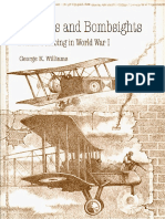 WWI RAF Bombardment History