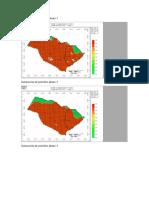 Saturación de Petróleo Proyecto 2D
