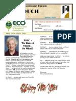 201801 Newsletter