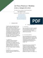 Informe de Física Práctica1