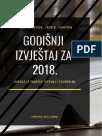 GODIŠNJI IZVJEŠTAJ 2018_Udruga Za Podršku Žrtvama i Svjedocima