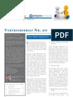 dipeo-Vertriebsbrief Oktober 2010