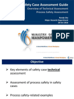 Process Safety Randy Cha