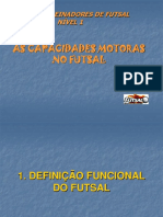 AS CAPACIDADES MOTORAS NO FUTSAL-1.ppt
