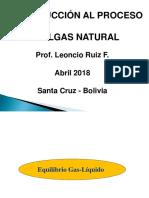 Equilibrio Gas-líquido y Diagramas de Fases
