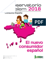 Observatorio Cetelem de Consumo en Espana 2018